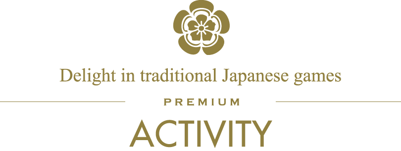 Delight in traditional Japanese games/PREMIUM/ACTIVITY